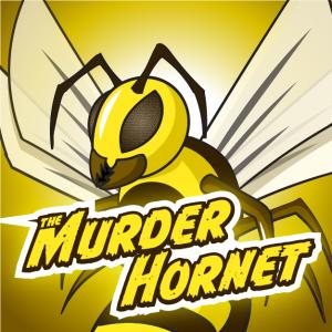 murder hornet printable target